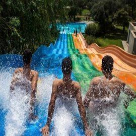پارک آبی آزادگان تهران