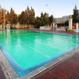 استخر باشگاه تهران جوان