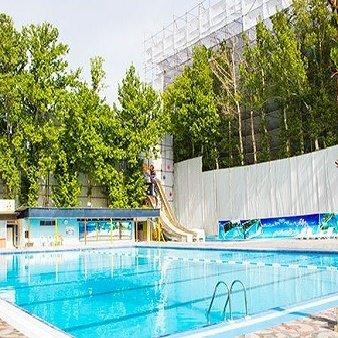 استخر روباز اکباتان تهران
