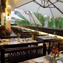 رستوران شلتوک هروی تهران