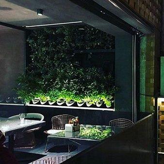 کافه رستوران تراس پارک تهران