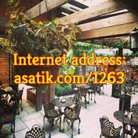 رستوران گیاهی آناندا تهران