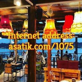 رستوران آنتیکا بام لند تهران