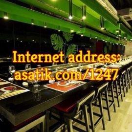 رستوران ژاپنی آووکادو تهران