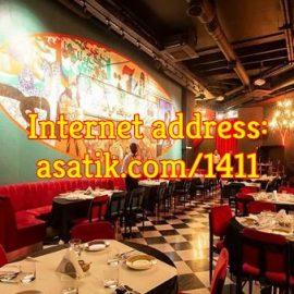 رستوران باکارا لانژ تهران