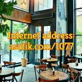 کافه رستوران بلک برز تهران