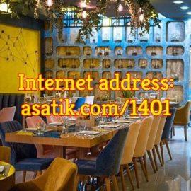 کافه رستوران بونلی تهران