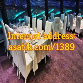 رستوران هتل برج سفید تهران