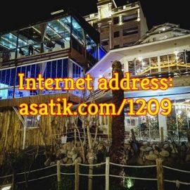 کافه رستوران دریا باز تهران