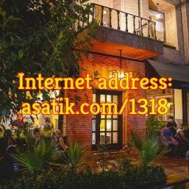 کافه رستوران دیاموند تهران