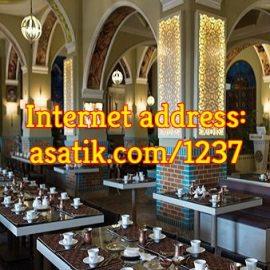 رستوران عمارت فردوس تهران
