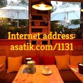 کافه رستوران فابریکا تهران