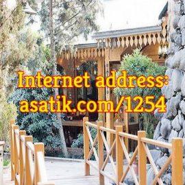 باغ رستوران قصر موج تهران