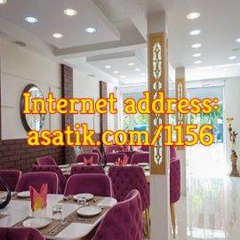 کافه رستوران قوی سیاه تهران