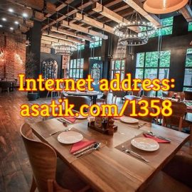 کافه رستوران ژوانی تهران