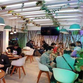 کافه رستوران هورین تهران