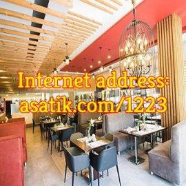 کافه رستوران کابانی تهران