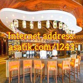 رستوران کنزو هتل آزادی تهران