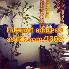 رستوران یونانی کرنلیا تهران