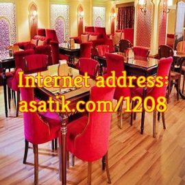 کافه رستوران مغرب تهران