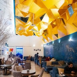 رستوران موخو لانژ تهران