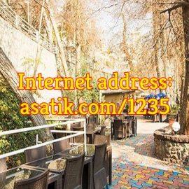باغ رستوران مشیر تهران