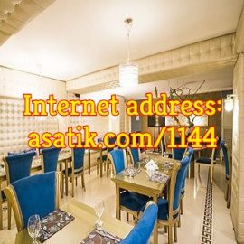 کافه رستوران پردیس ملل تهران