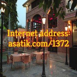 باغ رستوران پایپار تهران
