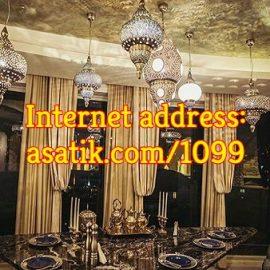 رستوران قصر الضیافه تهران