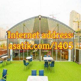 کافه رستوران کشتی رافائل تهران