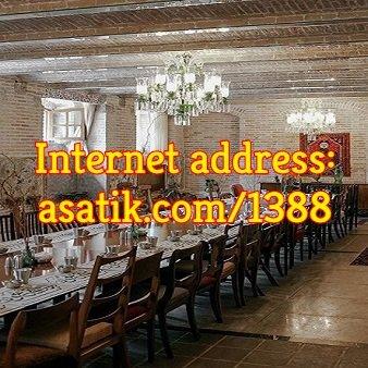 کافه رستوران روحی بهارستان تهران