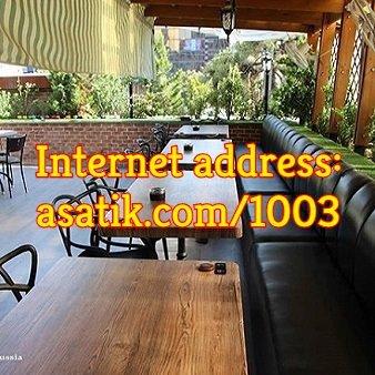 کافه رستوران راشا تهران