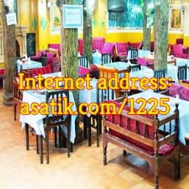 رستوران سنتی سیاوش تهران