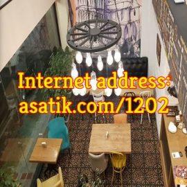 کافه رستوران تانیا تهران