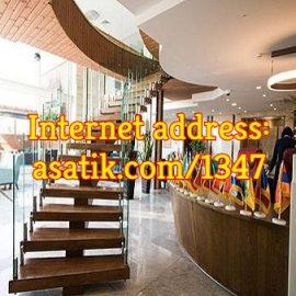 رستوران هتل آپارتمان وزرا تهران
