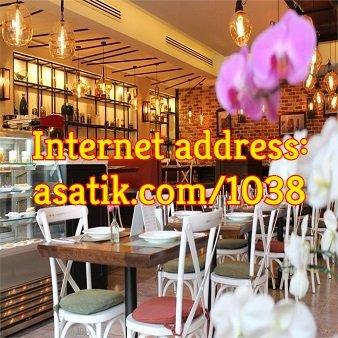کافه رستوران یاسمینا تهران