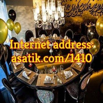 رستوران زنبق آبی تهران